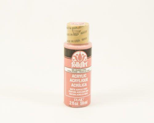 Askaretta Värit Akryyli Koralli 6701