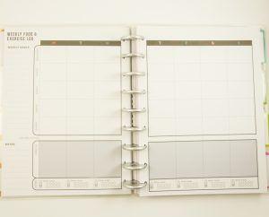 Askaretta Planner Medium Getfit 6819