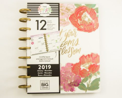 Askaretta Plannerit Medium Blossom 6771