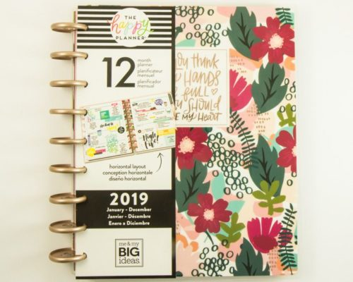 Askaretta Plannerit Medium Myheart 6777