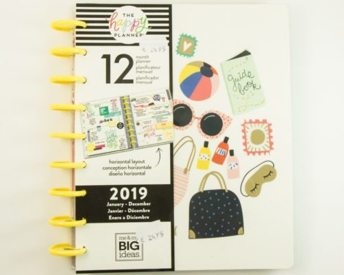 Askaretta Plannerit Medium Summer 6794