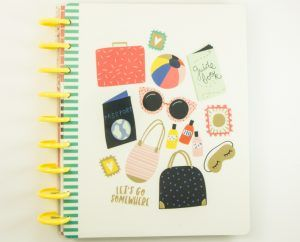 Askaretta Plannerit Medium Summer 6795