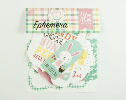 Askaretta Teemat Pääsiäinen Ephemera Easterwishes 7089