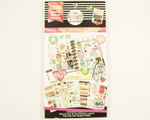 Askaretta Planner Watercolour 7135