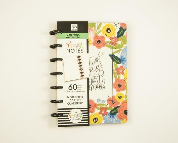 Askaretta Teemat Plannerit Mini Notes 7416