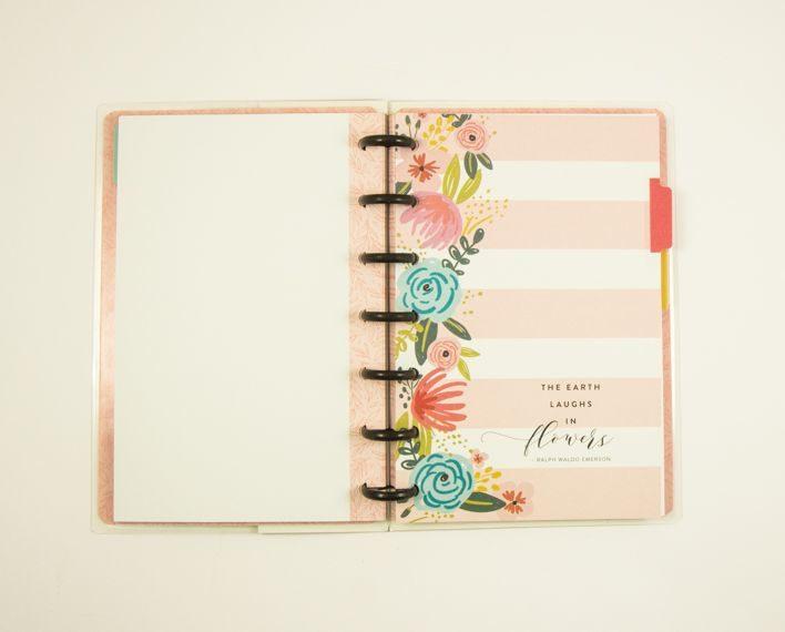 Askaretta Teemat Plannerit Mini Notes 7420