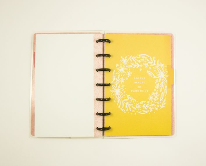 Askaretta Teemat Plannerit Mini Notes 7421