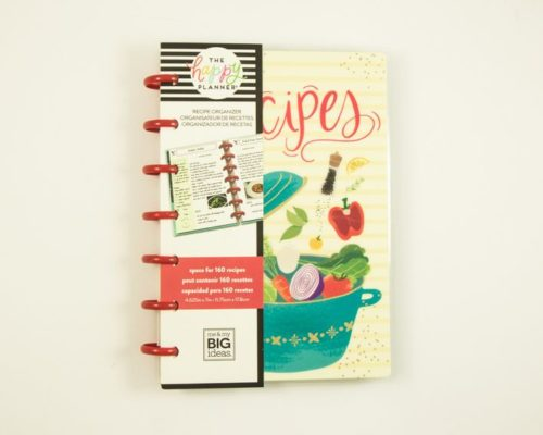 Askaretta Teemat Plannerit Mini Recipes 7402