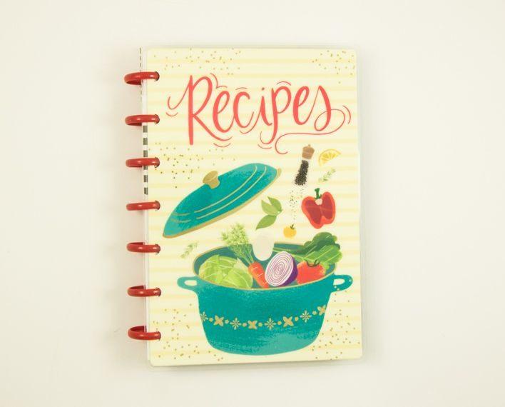 Askaretta Teemat Plannerit Mini Recipes 7403