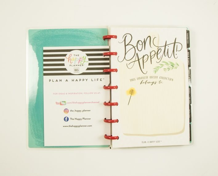 Askaretta Teemat Plannerit Mini Recipes 7404