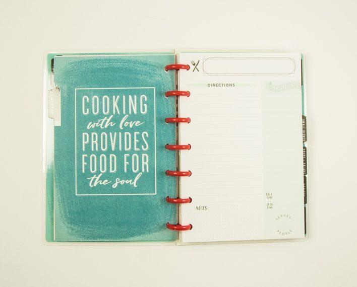 Askaretta Teemat Plannerit Mini Recipes 7410