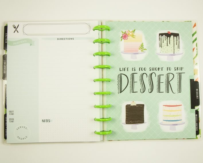 Askaretta Teemat Plannerit Recipes 7345
