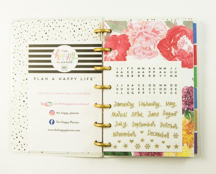 Askaretta Planner Mini Blossom 7782