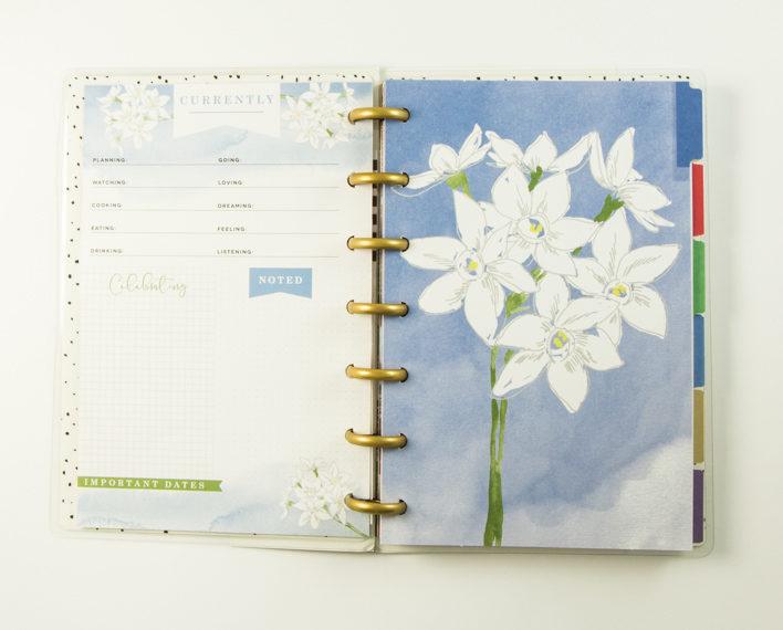 Askaretta Planner Mini Blossom 7783