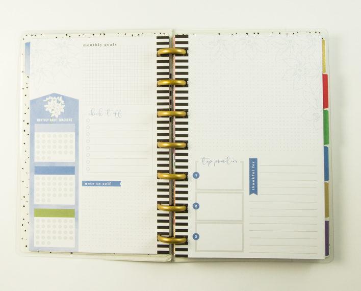 Askaretta Planner Mini Blossom 7785