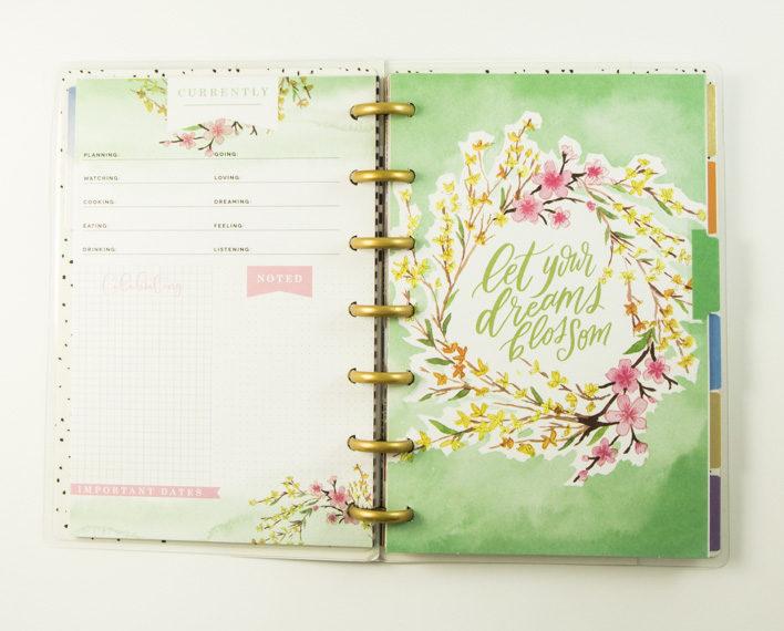 Askaretta Planner Mini Blossom 7788