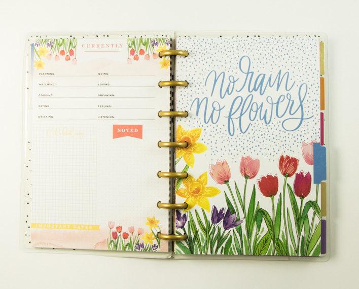 Askaretta Planner Mini Blossom 7789