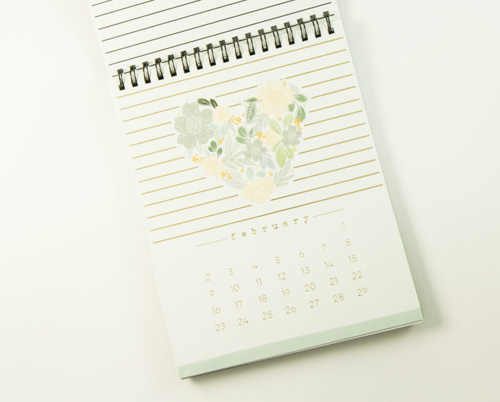 Askaretta Planner Mini Desk 7833