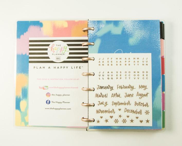 Askaretta Planner Mini Our Year 7804