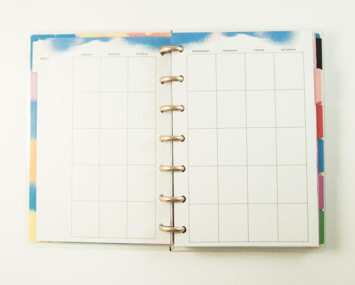 Askaretta Planner Mini Our Year 7806