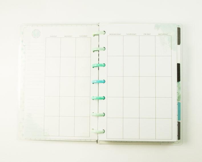 Askaretta Planner Mini Vibes 7815