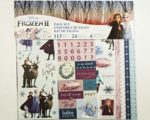 Askaretta Paperit Frozenset 7914