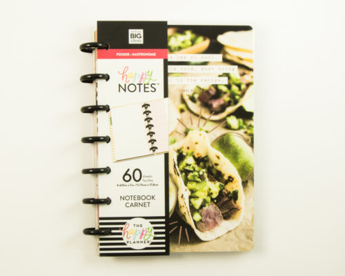 Askaretta Planner Happynotes Food 7941