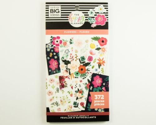 Askaretta Planner Flowerrs 8026