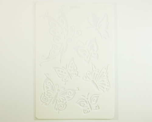Askaretta Työkalut Sapluuna Perhoset 8020