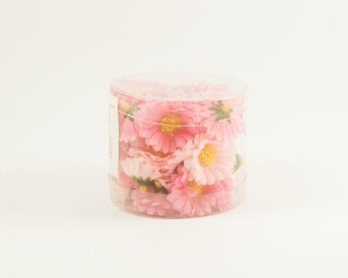 Askaretta Koristelu Kukka Setti Pink 8440