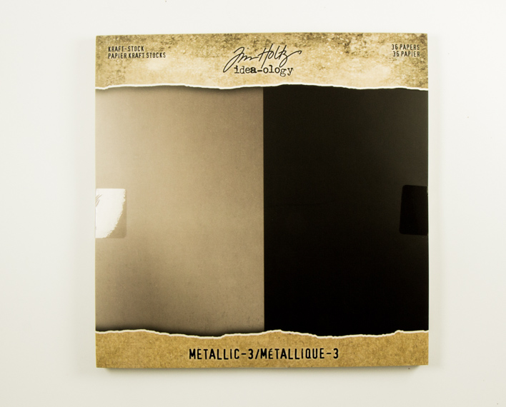 Askaretta Paperi Holtz Metalli 8694