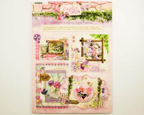 Askaretta Paperi Studiol Garden 8697