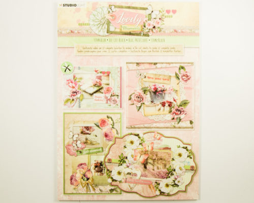 Askaretta Paperi Studiol Lovely 8696