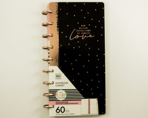 Askaretta Planner Notebook Dots 8541