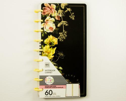 Askaretta Planner Notebook Roses 8547