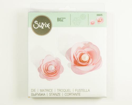 Askaretta Sizzix 3dkukka 8790