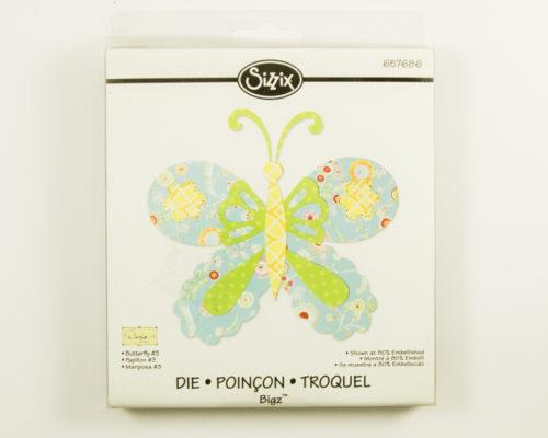 Askaretta Sizzix Bigz Butterfly 8736