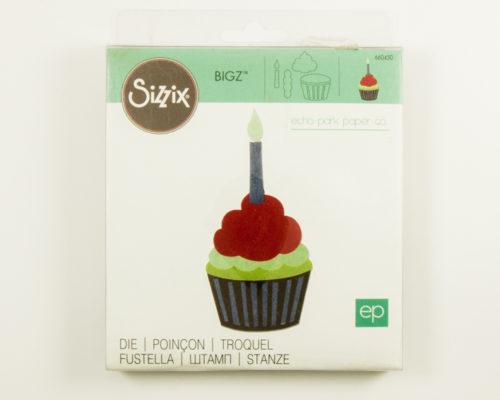 Askaretta Sizzix Bigz Cupcake 8717
