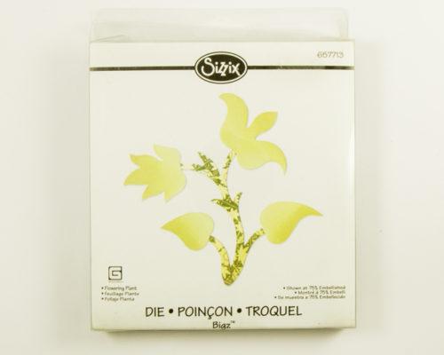Askaretta Sizzix Bigz Floweringplant 8721