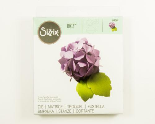 Askaretta Sizzix Bigz Hydrangea 8707