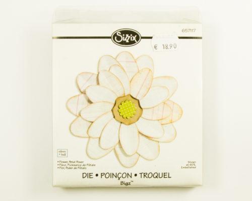 Askaretta Sizzix Bigz Petalflower 8714