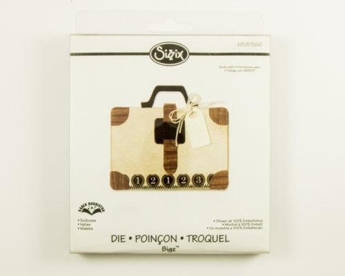 Askaretta Sizzix Bigz Suitcase 8716