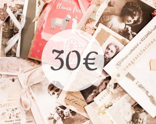 Lahjakortti30