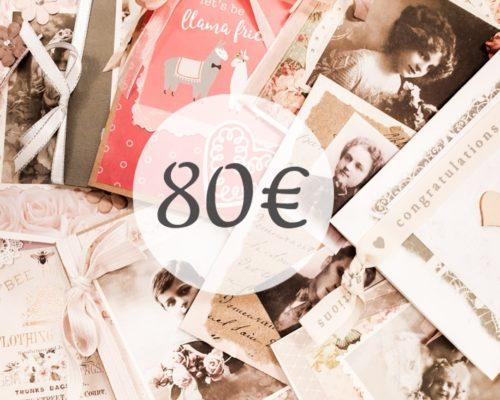 Lahjakortti80