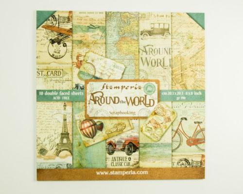 Askaretta Lehtiö Aroundtheworld 8862