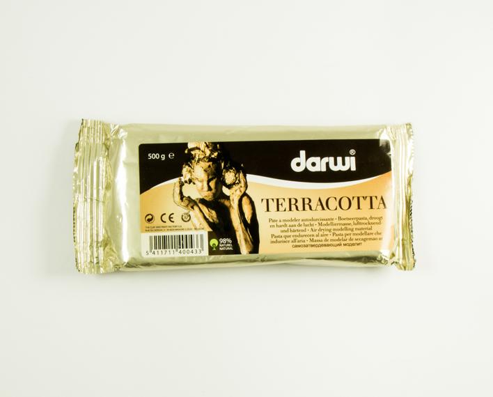 Askaretta Massat Darwi Terra0,5kg 8857