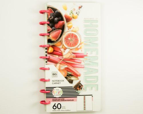 Askaretta Planner Homemade 8792