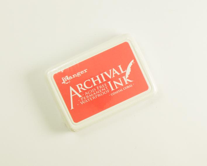 Askaretta Leimailu Archival Coral 9049