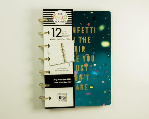 Askaretta Planner Mini Confetti 8994