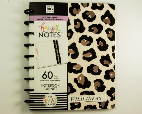 Askaretta Planner Wild Notes Medium 8946